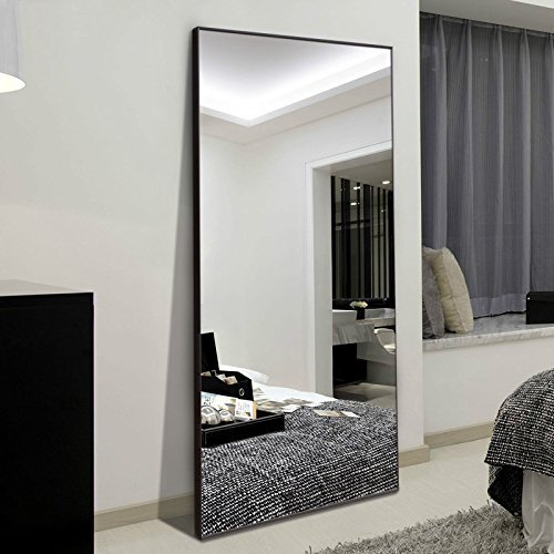 "H&A 65""x22"" Full Length Mirror Bedroom Floor Mirror ..."