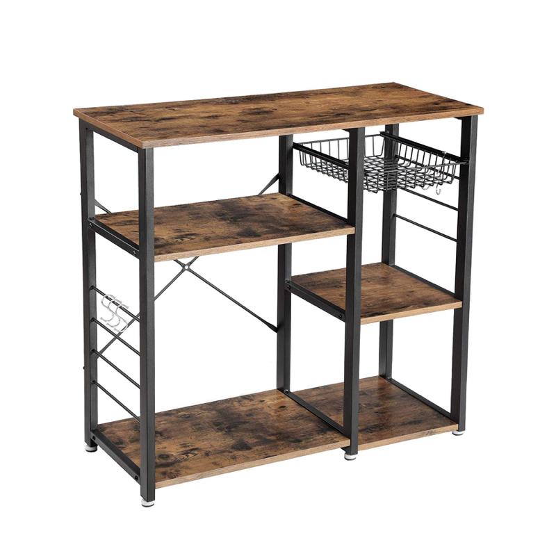 Vasagle Kitchen Baker S Rack Utility Storage Shelf